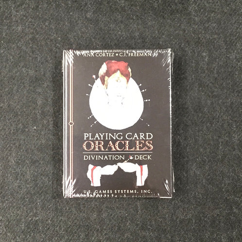 PLAYING CARD ORACLE DECK