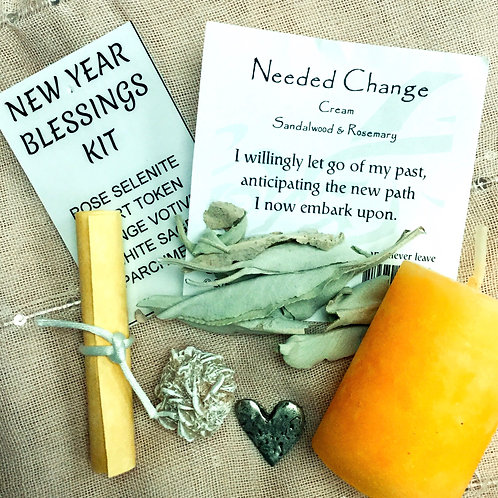 NEW YEAR BLESSINGS KIT