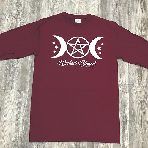 WICKED BLESSED LONG SLEEVE