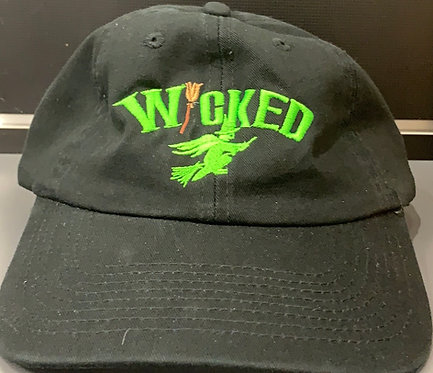 WICKED BASEBALL HAT