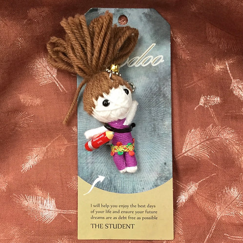 VOODOO DOLL THE STUDENT