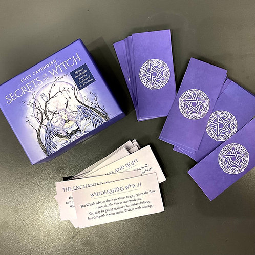 SECRETS OF THE WITCH ORACLE