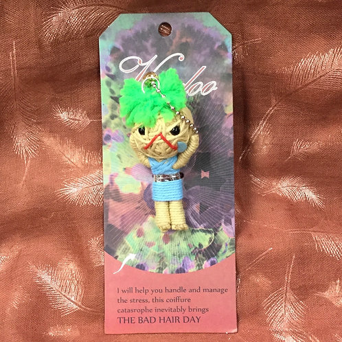 VOODOO DOLL BAD HAIR DAY
