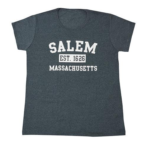 SALEM EST 1626 T SHIRT