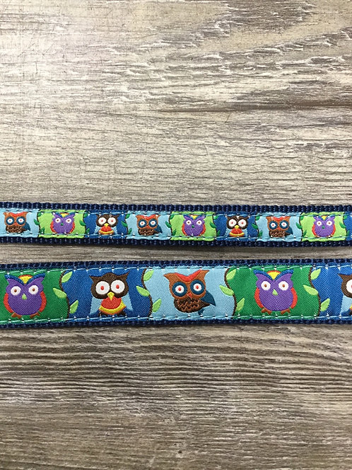 OWL PET COLLAR