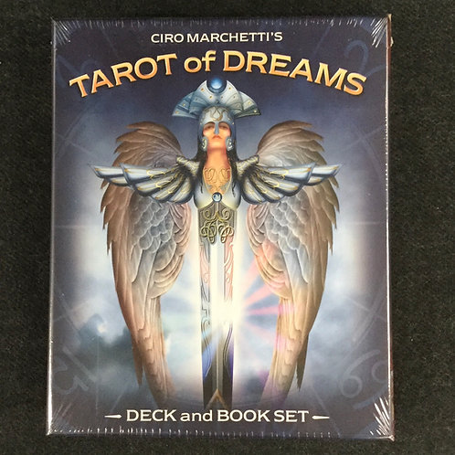 TAROT OF DREAMS DECK & BOOK SET