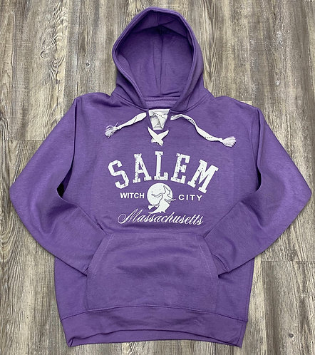 NEW SALEM WITCH HOCKEY HOOD