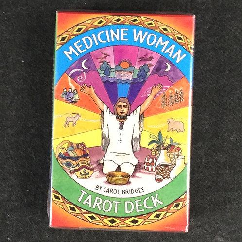 MEDICINE WOMAN TAROT DECK