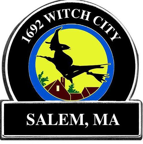 Salem Witch Genesis Magnet