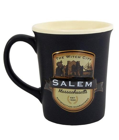 SALEM WITCH CITY EMBLEM MUG