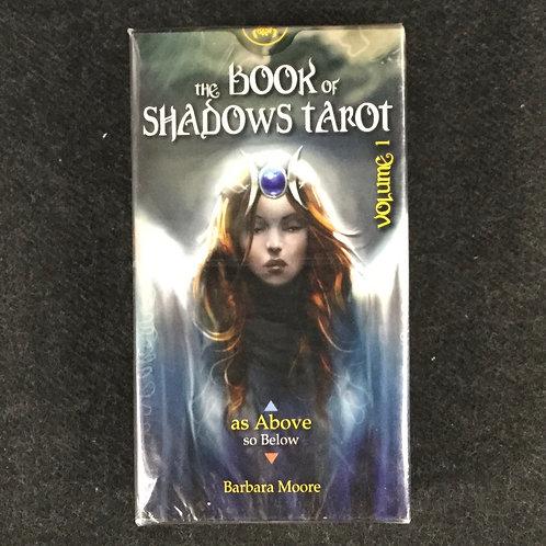 THE BOOK OF SHADOWS TAROT VOL. 1