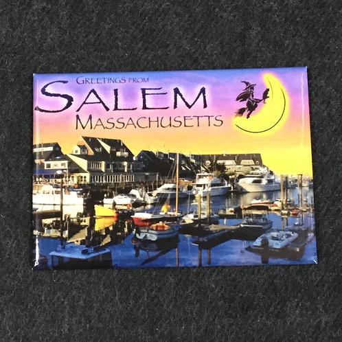 SALEM WATERFRONT MAGNET