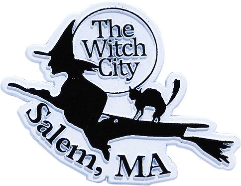 THE WITCH CITY FLEXIBLE MAGNET