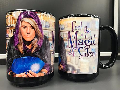 FEEL THE MAGIC OF SALEM MUG