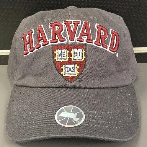 HARVARD CREST BASEBALL HAT
