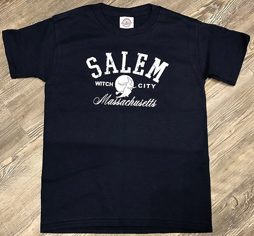 KIDS SALEM WITCH T SHIRT