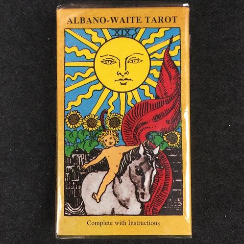ALBANO-WAITE TAROT
