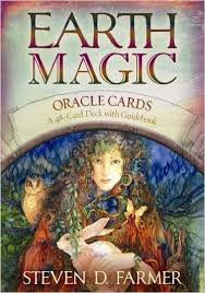 EARTH MAGIC ORACLE CARD