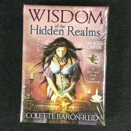 WISDOM OFTHE HIDDEN REALMS ORACLE