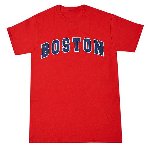 BOSTON BLOCK T SHIRT