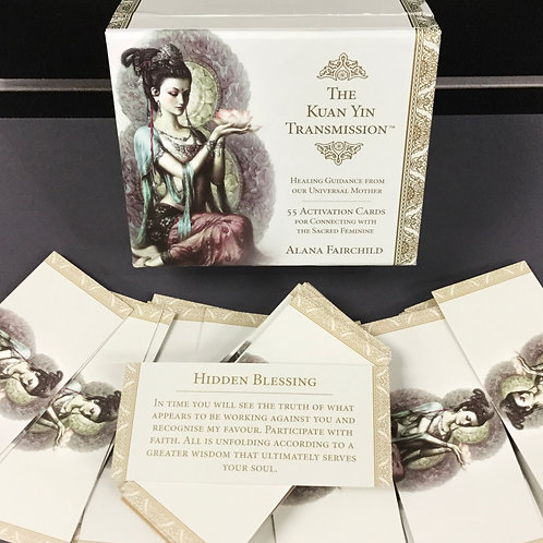 THE KUAN YIN TRANSMISSION ACTIVATION CARDS