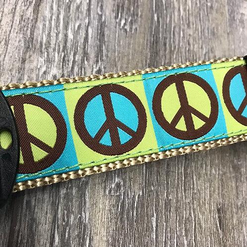 PEACE PET COLLAR