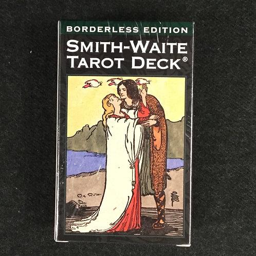 SMITH-WAITE TAROT BORDERLESS EDITION