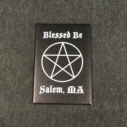 BLESSED BE MAGNET