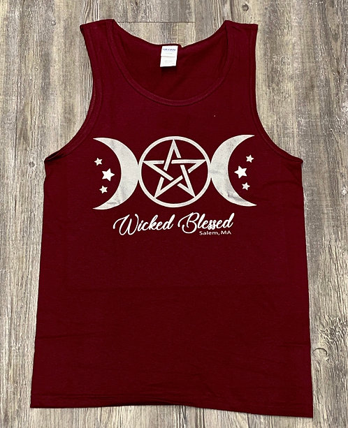 WICKED BLESSED TANK TOP