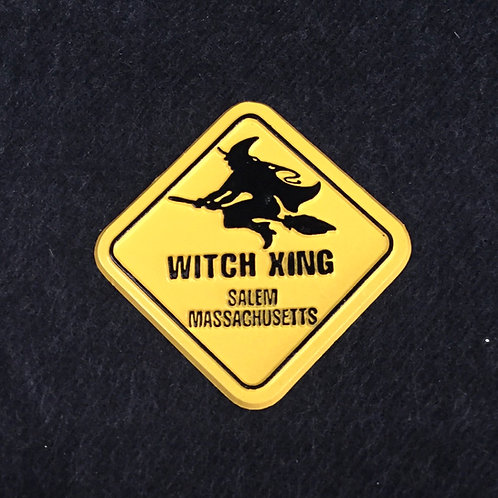 WITCH XING MAGNET