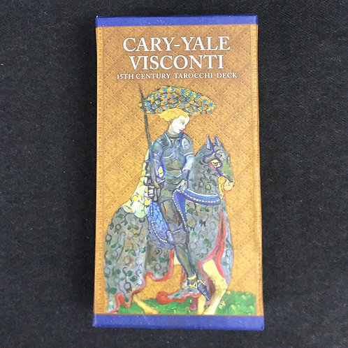 CARY-YALE VISCONTI  DECK