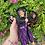 "Thumbnail: SMALL KITCHEN WITCH 8"""