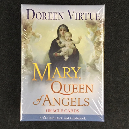 MARY QUEEN OF ANGELS ORACLE CARS