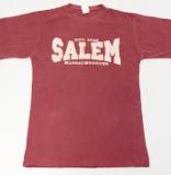 DISTRESSED SALEM MA T-SHIRT
