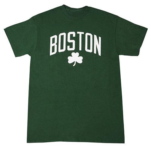 BOSTON SHAMROCK T SHIRT