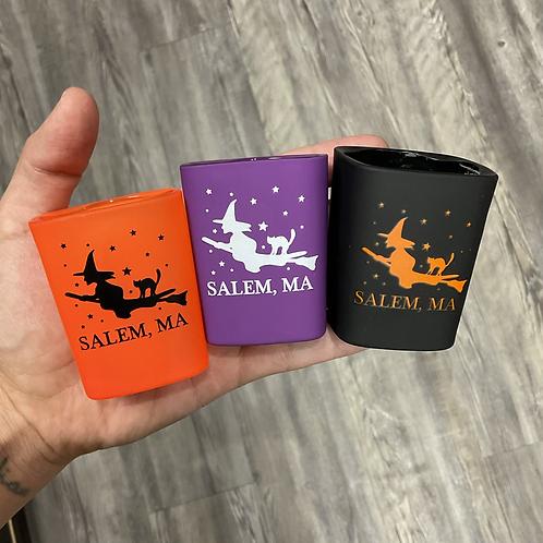 SALEM SQUARE SHOT GLASS