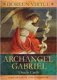 ARCHANGEL GABRIEL ORACLE CARDS