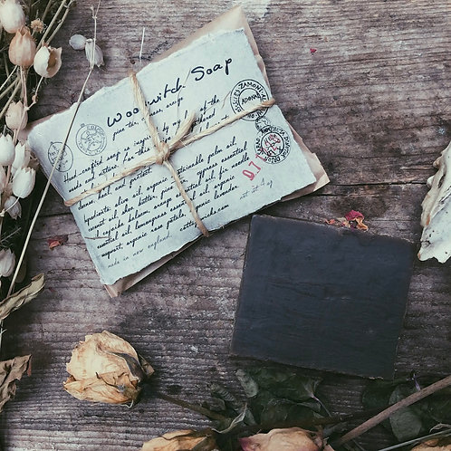 WOOD WITCH BAR SOAP