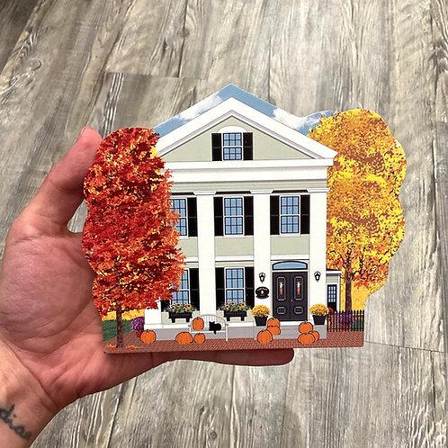 THE AMELIA PAYSON HOUSE - CAT'S MEOW VILLAGE