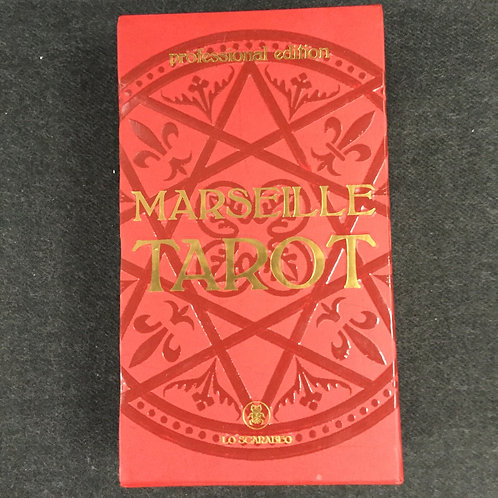 MARSELLE TAROT PROFESSIONAL EDITION