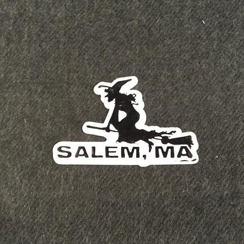 SALEM WITCH FLEXIBLE MAGNET