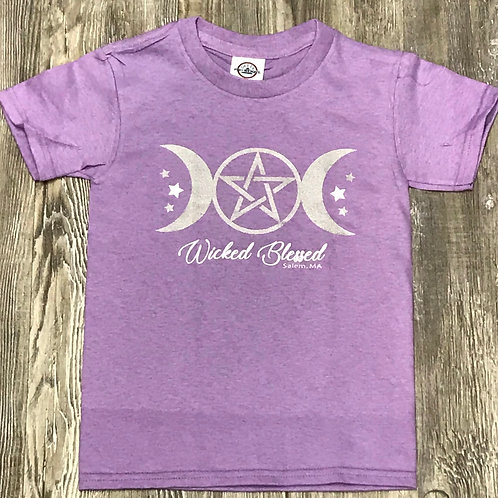 KIDS WICKED BLESSED T-SHIRT