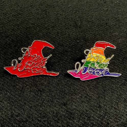PROUD TO BE A WITCH PIN