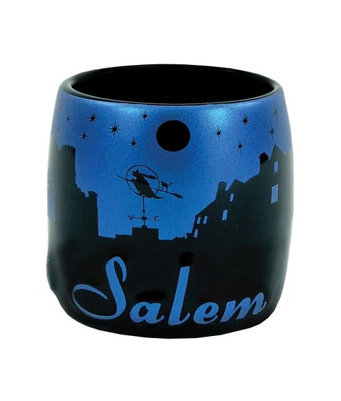 SALEM @ NIGHT SHOT GLASS