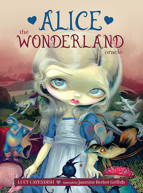 THE ALICE IN WONDERLAND ORACLE