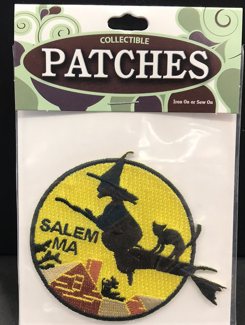 SALEM MA COLLECTIBLE PATCH