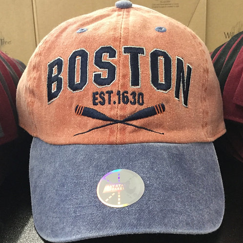 BOSTON OARS BASEBALL HAT