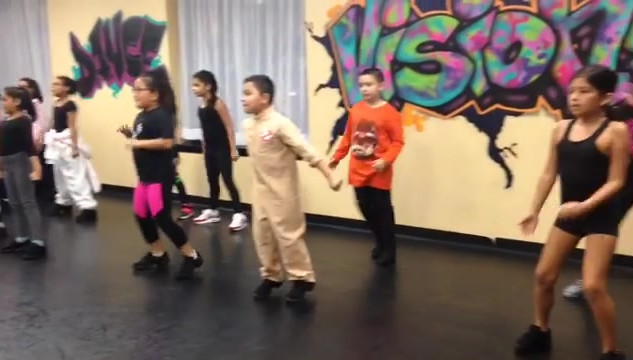 Hip Hop 1 Combo with Mr. T.mp4
