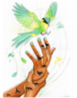 2019.WC.PR.11x14.TattooBlue-GreenBird.jp