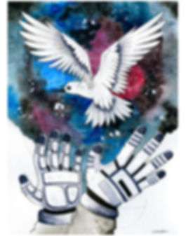 2019.WC.PR.11x14.AstronautWhiteBird.jpg